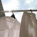 リネンシャツの洗濯でしわになりにくい干し方とは?