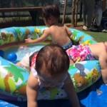 1歳の赤ちゃんは水遊びパンツを履けばプールOK?使い方は?